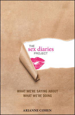 Sex Diaries Project by Arianne Cohen