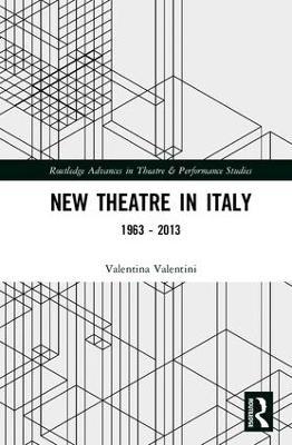 New Theatre in Italy book
