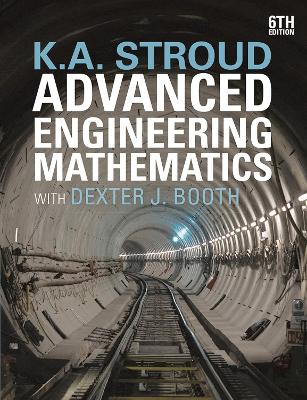 Advanced Engineering Mathematics by K.A. Stroud
