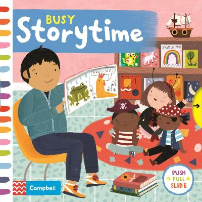 Busy Storytime book