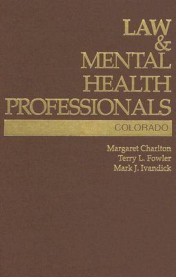 Law and Mental Health Professionals book