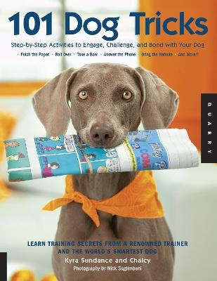 101 Dog Tricks book