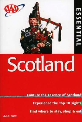AAA Essential Scotland by Hugh Taylor