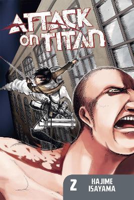 Attack On Titan 2 book
