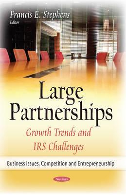 Large Partnerships by Francis E. Stephens