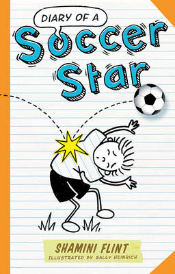 Diary of a Soccer Star book