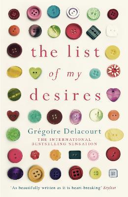 List of my Desires by Gregoire Delacourt
