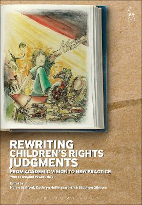 Rewriting Children's Rights Judgments by Helen Stalford