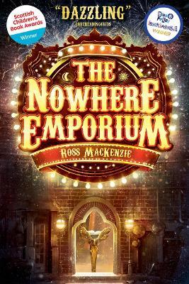 Nowhere Emporium book