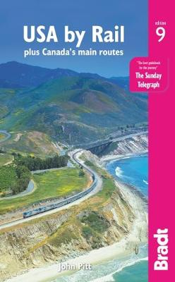USA by Rail: plus Canada's main routes by John Pitt
