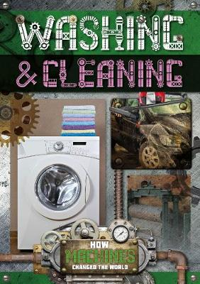 Washing and Cleaning by Robin Twiddy