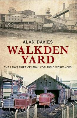 Walkden Yard by Alan Davies