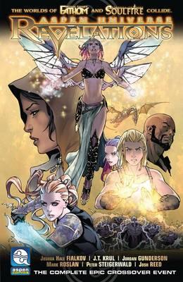 Aspen Universe: Revelations Volume 1 by Joshua Hale Fialkov