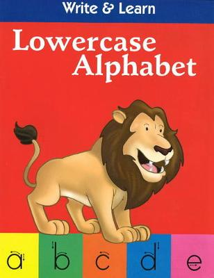 Lowercase Alphabet by Pegasus