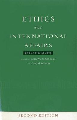 Ethics and international affairs by United Nations University