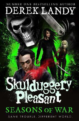Seasons of War (Skulduggery Pleasant, Book 13) book