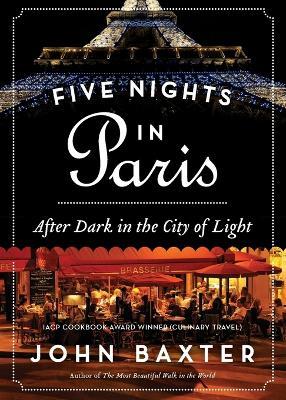 Five Nights in Paris book