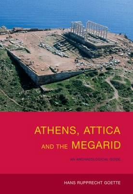 Athens, Attica and the Megarid book