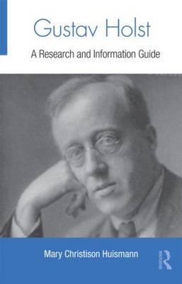 Gustav Holst book