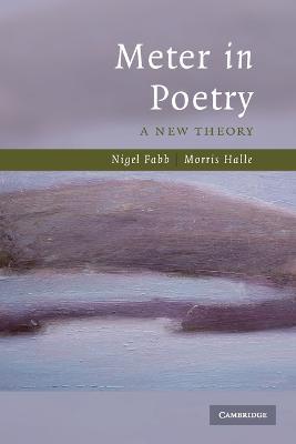 Meter in Poetry book
