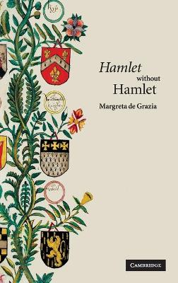 'Hamlet' without Hamlet book