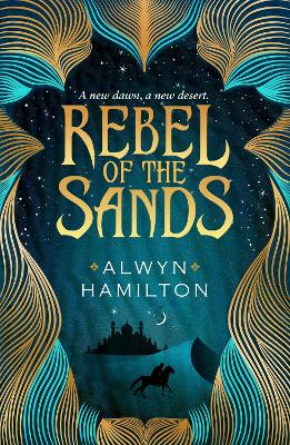 Rebel of the Sands book