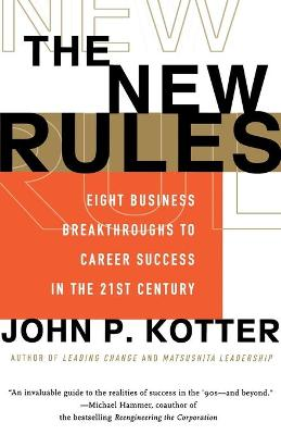 New Rules by John P. Kotter