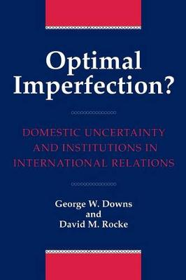 Optimal Imperfection? book