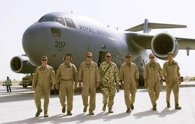Air Force: Inside the New Era of Australian Air Power by Ian McPhedran