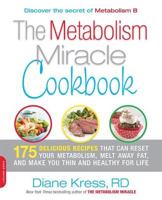 The Metabolism Miracle Cookbook by Diane Kress