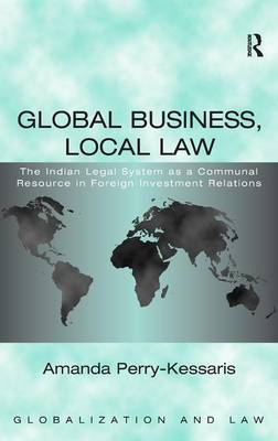 Global Business, Local Law book