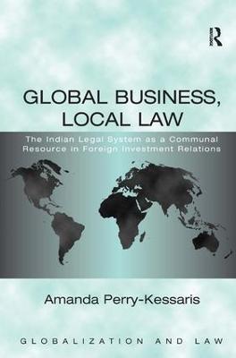 Global Business, Local Law by Amanda Perry-Kessaris