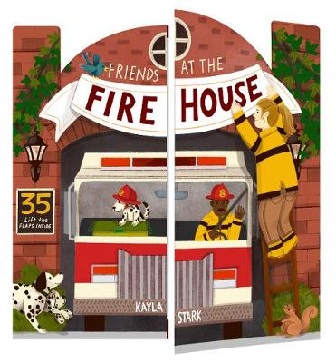 Friends at the Firehouse book