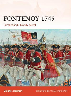 Fontenoy 1745 by Michael McNally