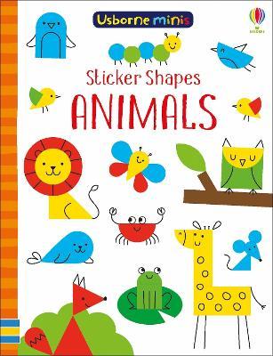 Sticker Shapes Animals by Sam Smith