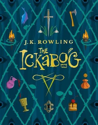 The Ickabog book