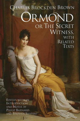 Ormond; or, the Secret Witness book