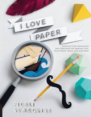 I Love Paper book