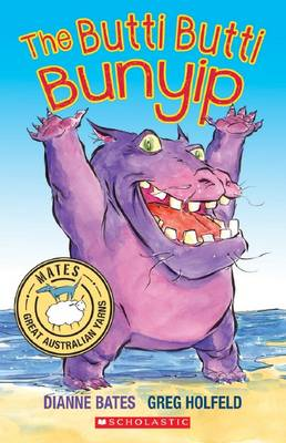 Mates: Butti Butti Bunyip by Dianne Bates