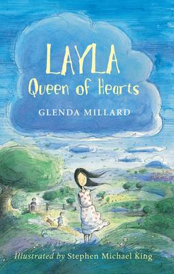 Layla Queen of Hearts book