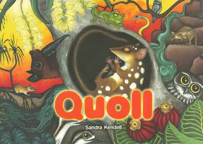 Quoll by S