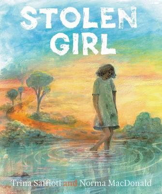 Stolen Girl book