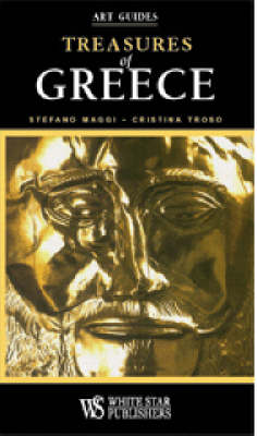 Art Guide to Greece by Timothy Stroud