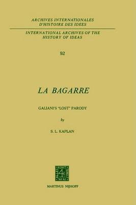 La Bagarre by Steven Laurence Kaplan