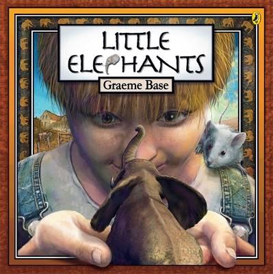 Little Elephants by Graeme Base