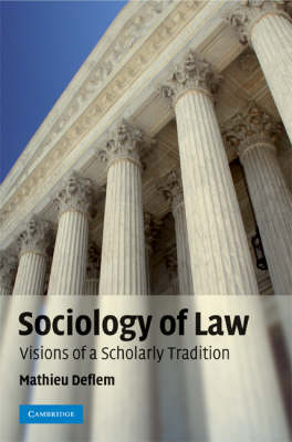 Sociology of Law book