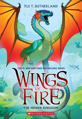 Wings of Fire #3: Hidden Kingdom book