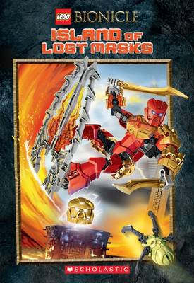 Island of Lost Masks (Lego Bionicle: Chapter Book) by Ryder Windham