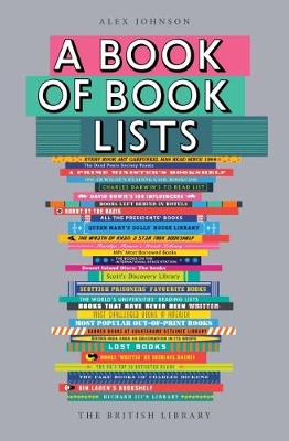 A Book of Book Lists by Alex Johnson