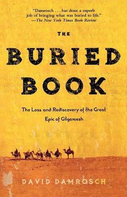 Buried Book by David Damrosch